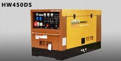 發電電焊機