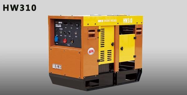 电王HW310发电电焊机 1