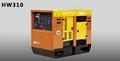 电王HW310发电电焊机
