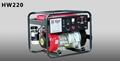 电王HW220汽油发电电焊机 1