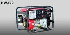 電王HW220汽油發電電焊機