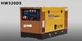 电王HW320DS柴油发电电焊