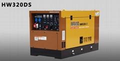 電王HW320DS柴油發電電焊機