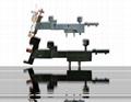 探針台晶圓電測打點器組件