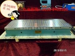 銑刨用強力電磁吸盤