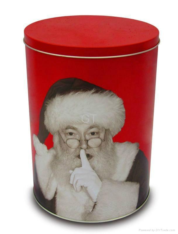 Wine can  wine tin box  tin can  tin case metal case  5