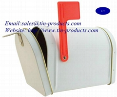 Online sell different shapes Tin container ,Christmas Box,goldentinbox