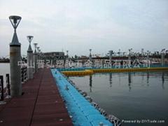 水上湖泊專用景觀浮橋