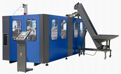 6-cavities Automatic Bottle Blowing Mould machine