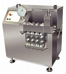 High Pressure Homogenizer for Juice / Milk