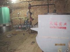 羊尾油专用不粘锅炼油设备