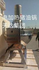 新型數控豬油脂煉油鍋