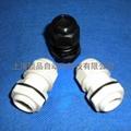 EPIN黑色尼龙电缆防水接头系列 2