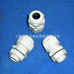 EPIN multi-holes nylon cable gland