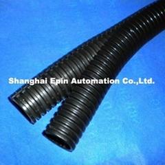 EPIN Double split plastic flexible conduit
