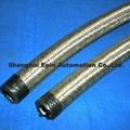 EPIN镀锌钢编织网包塑金属软