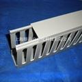 EPIN灰色开口齿型PVC行线槽 4
