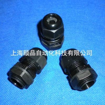 EPIN黑色尼龙电缆防水接头系列 4