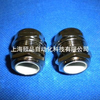 EPIN黄铜镀镍电缆防水接头 1