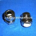 EPIN黄铜镀镍电缆防水接头 2
