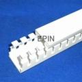 EPIN白色開口齒形PVC線槽