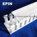 EPIN白色开口齿形PVC线槽