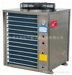空气能热泵热水器不锈钢系列