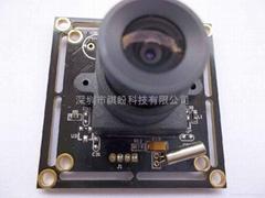 高拍仪专用的200w像素USB2.0接口的高清数字摄像头模组