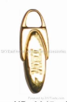 Metal Zip Puller 1