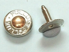 Capped Rivets for Jeans