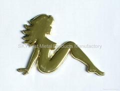 Metal Pin Badge