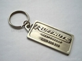 Metal key chain set