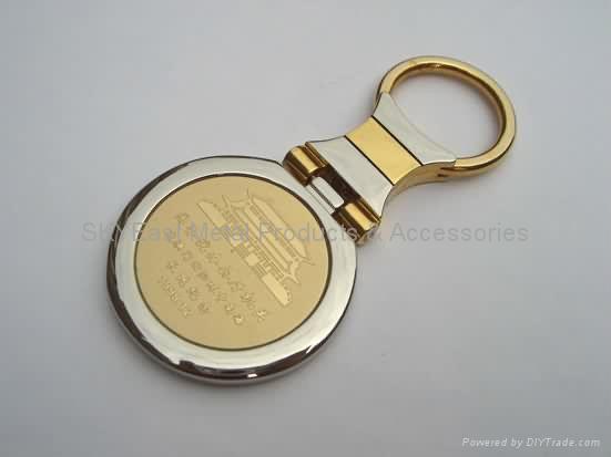 金属匙扣 1