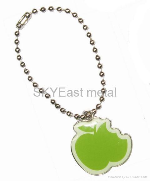 珠鍊匙牌 1