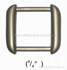 Metal Rectangle Buckles