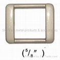 Metal Rectangle Buckles