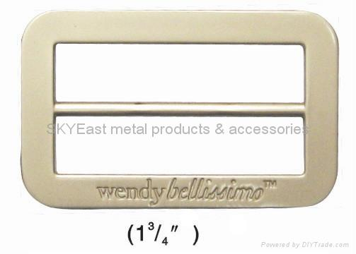 Metal Rectangle Buckles 1