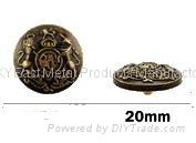 金属喼钮20mm