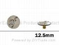 金屬喼鈕12.5mm