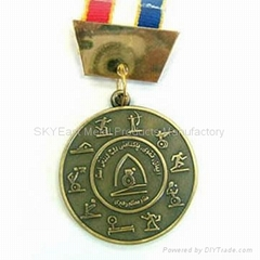 Metal Medal