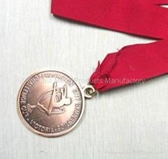 合金纪念章