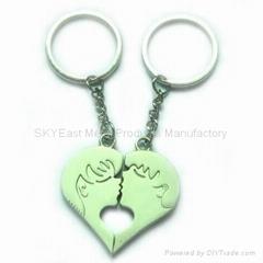 Metal Key Chain set for Premium