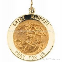 Metal Medal for Premium