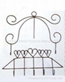Wrought Iron Candle Holder