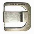 Antique Silver Alloy Belt Buckles