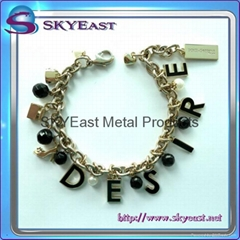 Fashion metal bracelet w