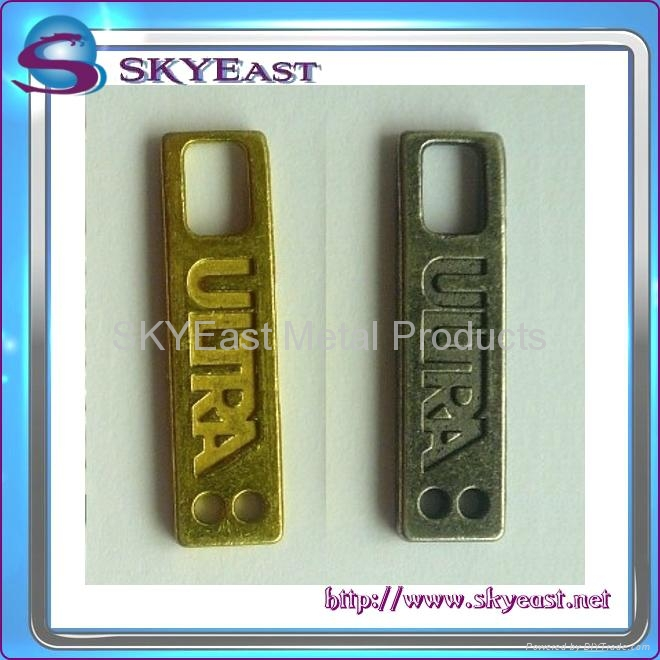 Metal Zip Puller with Rubber Coated 5