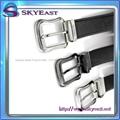 Shiny Metal Adjustable Belt Pin Buckles 5