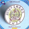 Engraved Enamel Logo Metal Pin Badges