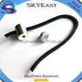 Printed Car Key Chain Pendant with Genuine Loop 5